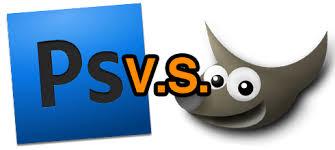 GIMP vs PS