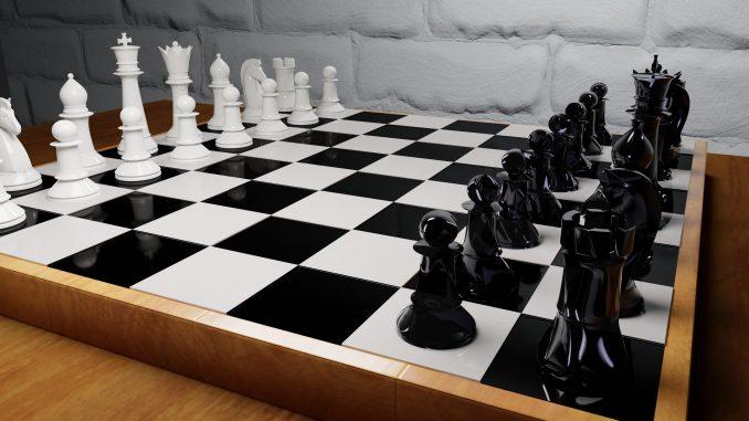 Projekt szachowy